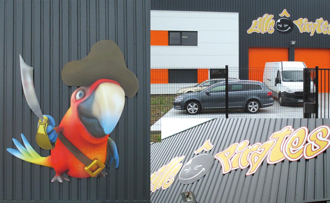 Lille Ô Pirates, location de jeux dans le nord et le Pas-de-Calais