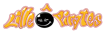 Lille Ô Pirates logo